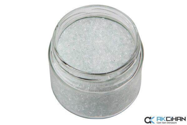 Şeffaf cam granül CG4