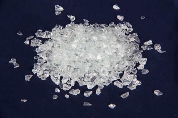 Şeffaf cam granül CG5
