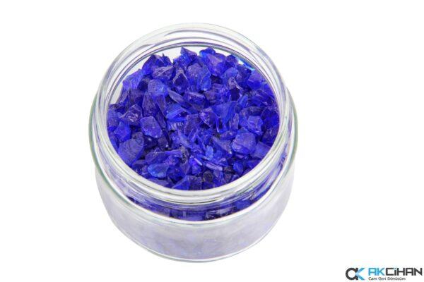 Orijinal Kobalt Mavi Cam Granül