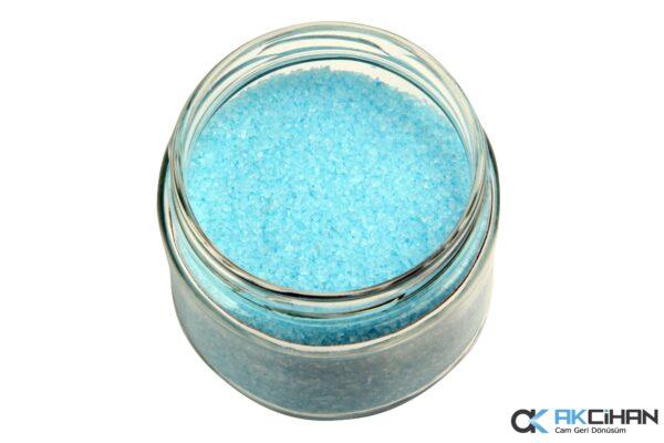 Bebek Mavi Cam Granül