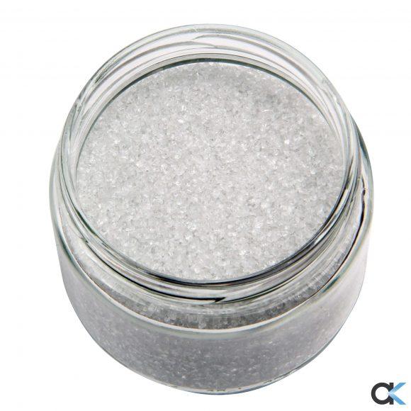 Gümüş Gri Cam Granül